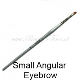 Karaja Angular Eyebrow Brush - - beauty4face.nl