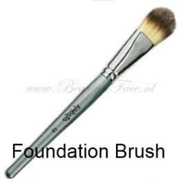 Karaja Foundation Brush - beauty4face.nl