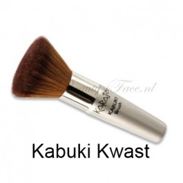 Karaja Kabuki Brush - beauty4face.nl