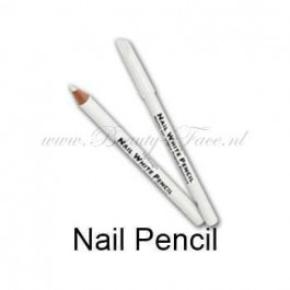Karaja Nail White Pencil - beauty4face.nl