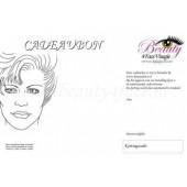 Cadeaubon Beauty 4 Face Visagie 10 20 of 30 euro